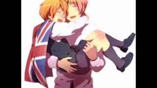 Repeat youtube video Pub and Go!! England Character Song with MP3 and British subs!