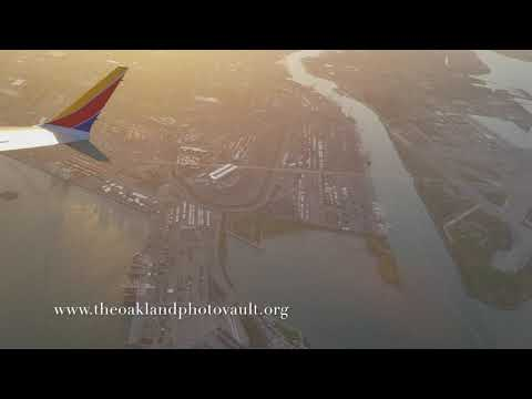 The Airport Files: Departure From The Oakland International Airport