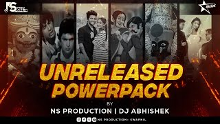 Unreleased Powerpack - NS Production & DJ Abhishek | Marathi Vs Hindi Nonstop DJ Song 2021 |Non Stop