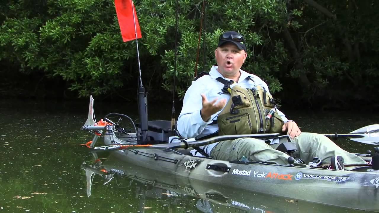 Torqeedo Ultralight 403 Kayak Motor Youtube