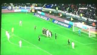 Video Gol Pertandingan Olympique Lyonnais vs OGC Nice