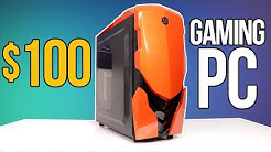 The $100 Gaming PC to Survive the Cryptomining Apocalypse!