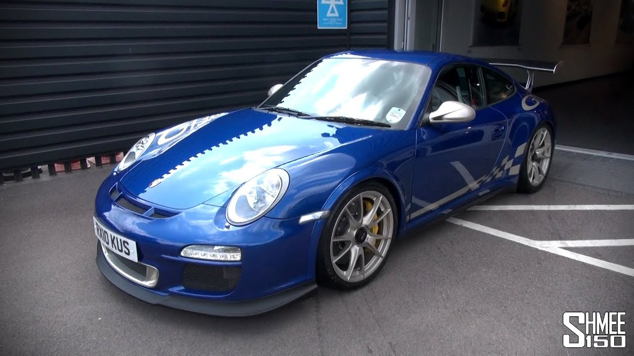 collecting my friend 39 s new porsche gt3 rs 997 2 youtube. Black Bedroom Furniture Sets. Home Design Ideas