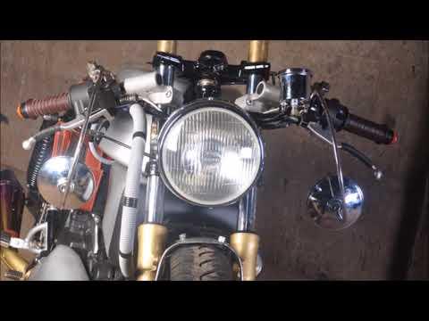 BAJAJ Pulsar 220 Modified By Wild Craft Custom Motorcycles