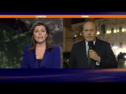 Al Jazeera's Barbara Serra interviews Alan Friedman on Matteo Renzi