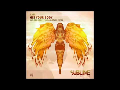 SMR010 Gabe - Get Your Body (Isotek Remix) [OUT NOW]
