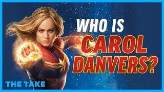 Captain Marvel: Who is Carol Danvers? (No Spoilers)