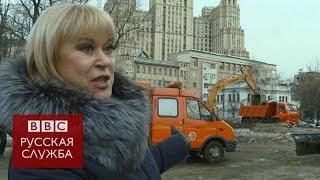Прохожие в Москве о массовом сносе ларьков