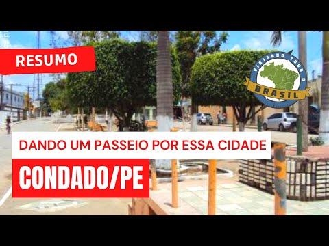 Viajando Todo o Brasil - Condado/PE