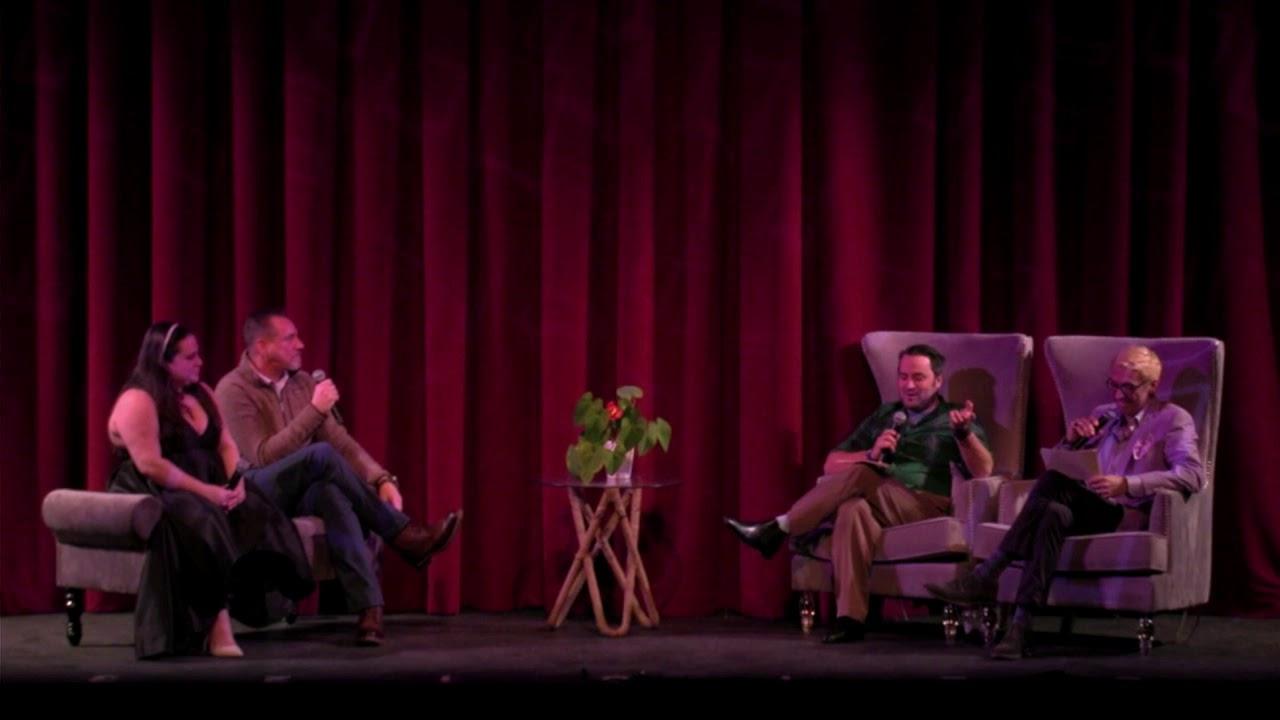Spotlight on Stage: Lucy Fisher & Erik Snyder