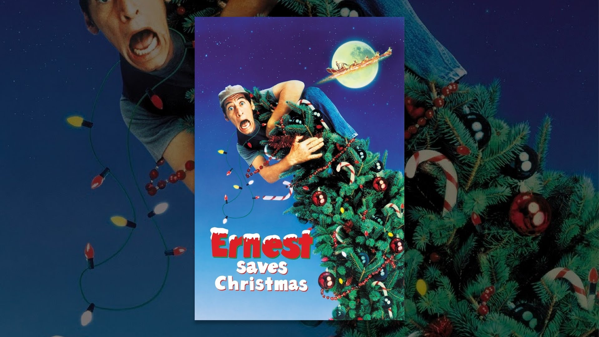 Ernest Saves Christmas - YouTube