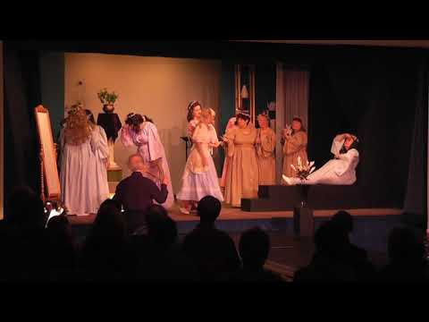St Andrew's Gilbert and Sullivan Society 2017 production of Patience