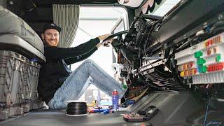King of the Road na pimpen van m'n Scania S520 bij Special Interior in Dronten!