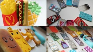 Iphone 5 Case Collection Video!