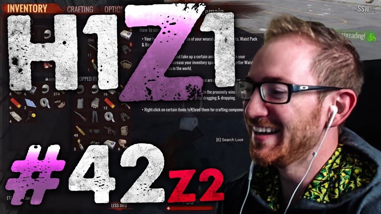 Download ANOTHER GREAT FINISH! | H1Z1 Z2 Battle Royale #42 | OpTicBigTymeR