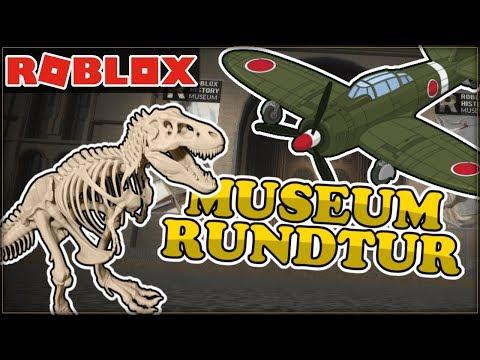 Dansk Roblox History Museum | Episode 1 - Mega realistisk Museum