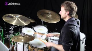Drum Lesson : How to separate your hihat and kick drum