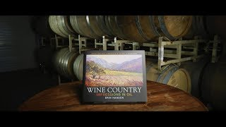 Wine Country: Impressions in Oil a New Coffee Table Book by Erin Hanson