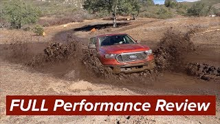 Driving the 2019 Ford Ranger to its Limits