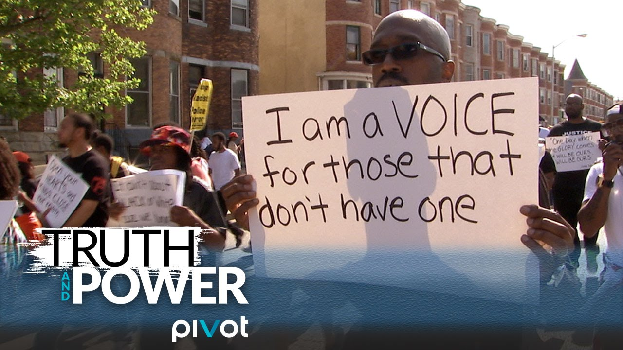 Truth and Power - About The Issue: Activist Surveillance (#BlackLivesMatter)
