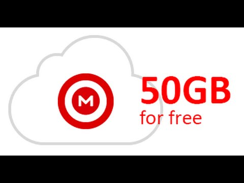 How to get 50 GB free online Cloud Storage with Mega