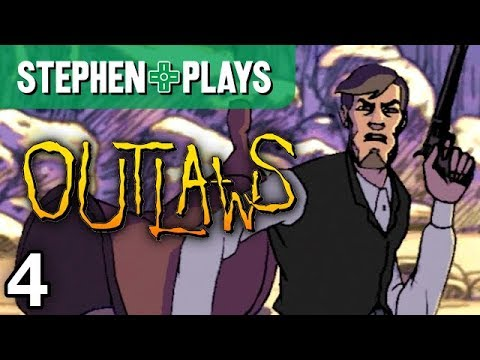 Outlaws #4 • A Fistful of Dynamite