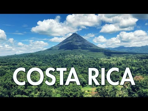 "Costa Rica Arenal Volcano Story Part 2 ""TREE TURTLES! WHAT?"""