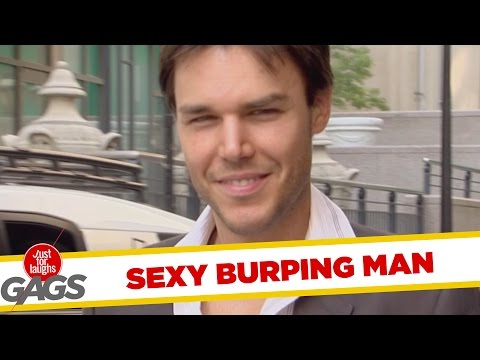 Hot Man Burps to get the Ladies - Throwback Thursday