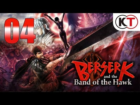 BERSERK and the Band of the Hawk - Walkthrough Part 4: Griffith, Casca, & Judeau