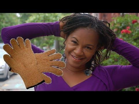 Going Natural Loc Glove