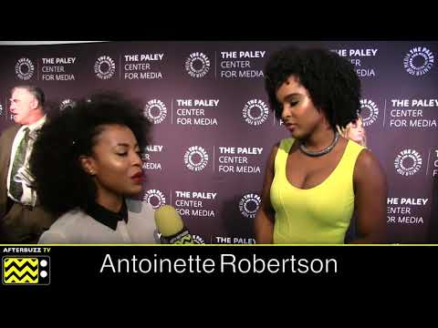 Antoinette Robertson   An Evening w Dear White People Red Carpet