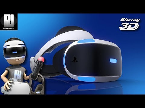 Can PlayStation VR Play 3D Blu-Rays? // PSVR // PlayStation 4
