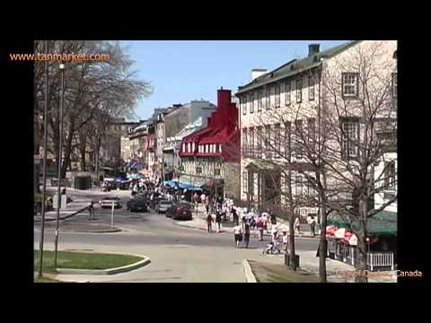 Quebec,Canada Tour 1 - Video Collage - youtube.com/tanvideo11