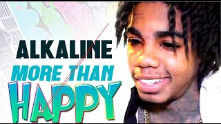 Alkaline - More Than Happy (Clean) [2015]
