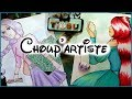 Choup'artiste - Une Pro Du Dessin Et Une Fan De Fimo ♥
