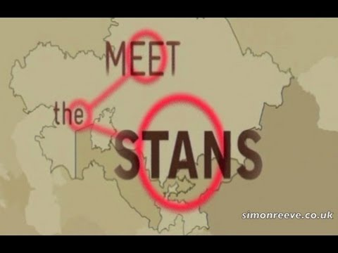 MEET THE STANS -- episodes 3&4: Uzbekistan and Tajikistan