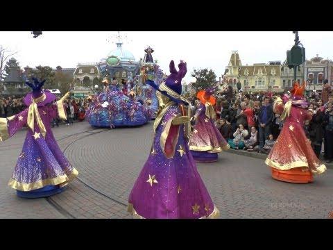 Disney Magic on Parade! Premiere - Disneyland Paris 20th Anniversary Complete
