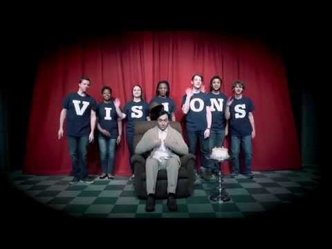 Visions Federal Credit Union: Life is Unscripted (Male)