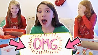 OUR CHRISTMAS DAY PART 2  MAIN PRESENT SURPRISE REVEAL!