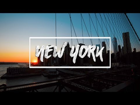 NEW YORK trip - The trip of my dreams (Travel film)