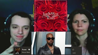 Kanye West Reaction - Roses Song Reaction - Mother & Son -  First Time Hearing!