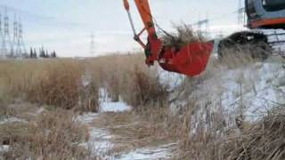 Video still for Ditch Cutter Model 120.wmv