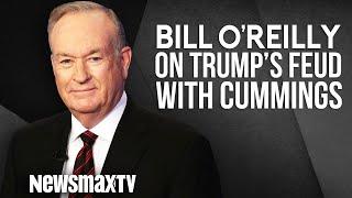 Bill O'Reilly On Tump's Feud With Elijah Cummings