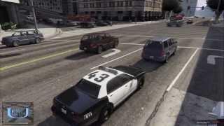 【GTA5】警察官になりきってパトロール! thumbnail