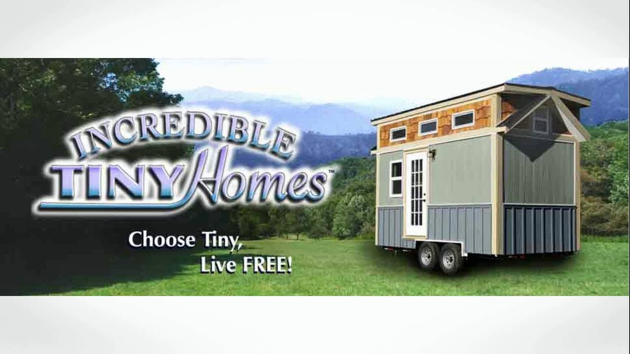 Come Build Your Own Tiny House Workshop Program Now