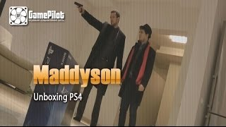 Maddyson - Unboxing Playstation 4