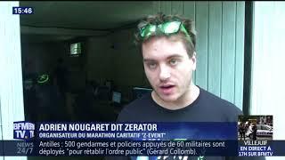 Le ZEvent sur BFM TV