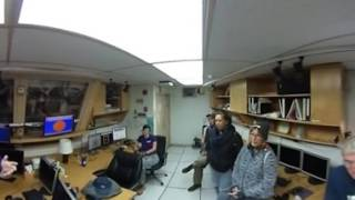 JCMT Inside the Telescope - Co…