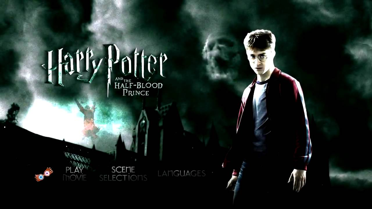harry potter and the half blood prince dvd youtube