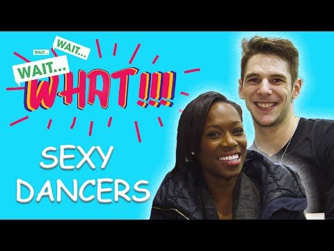 Vanessa James & Morgan Cipres  - France - WAIT...WHAT!!!